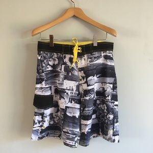 NWT OP Board Shorts